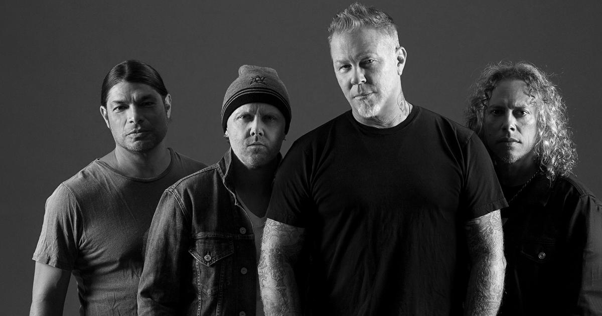 23.08.2019: Metallica / München