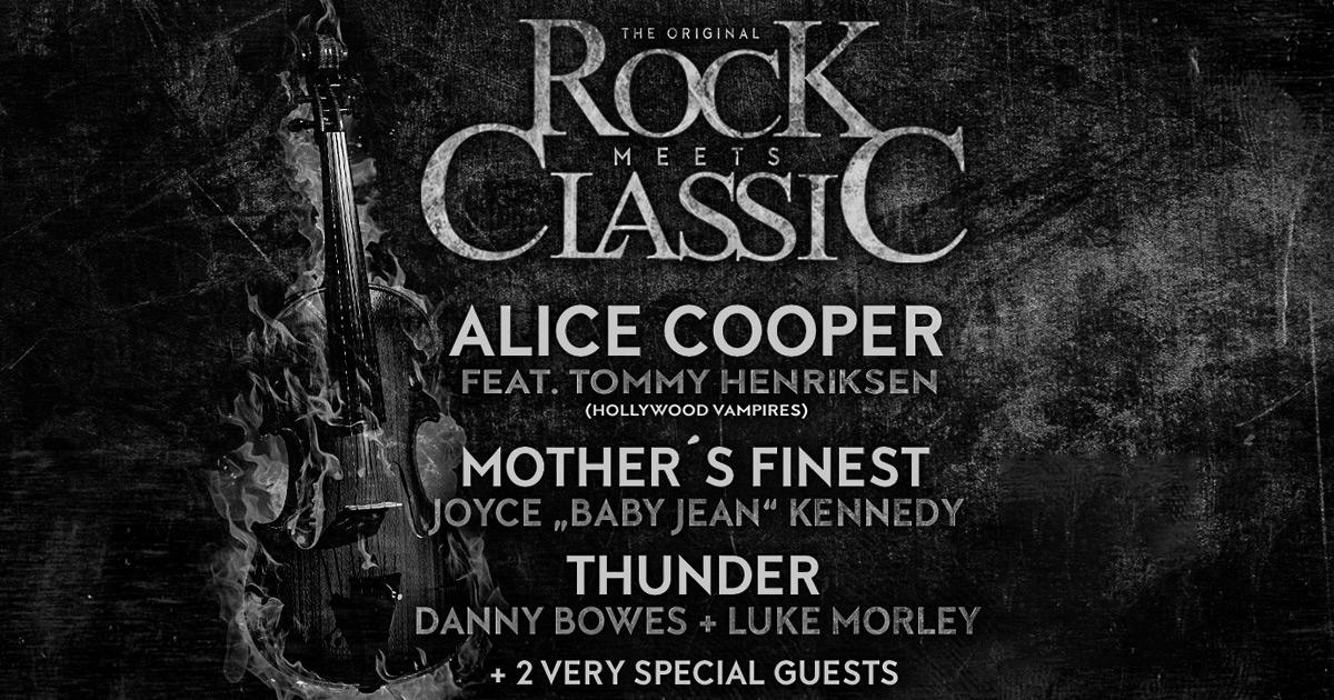 März 2020: Rock Meets Classic 2020 - präsentiert von ROCK ANTENNE!