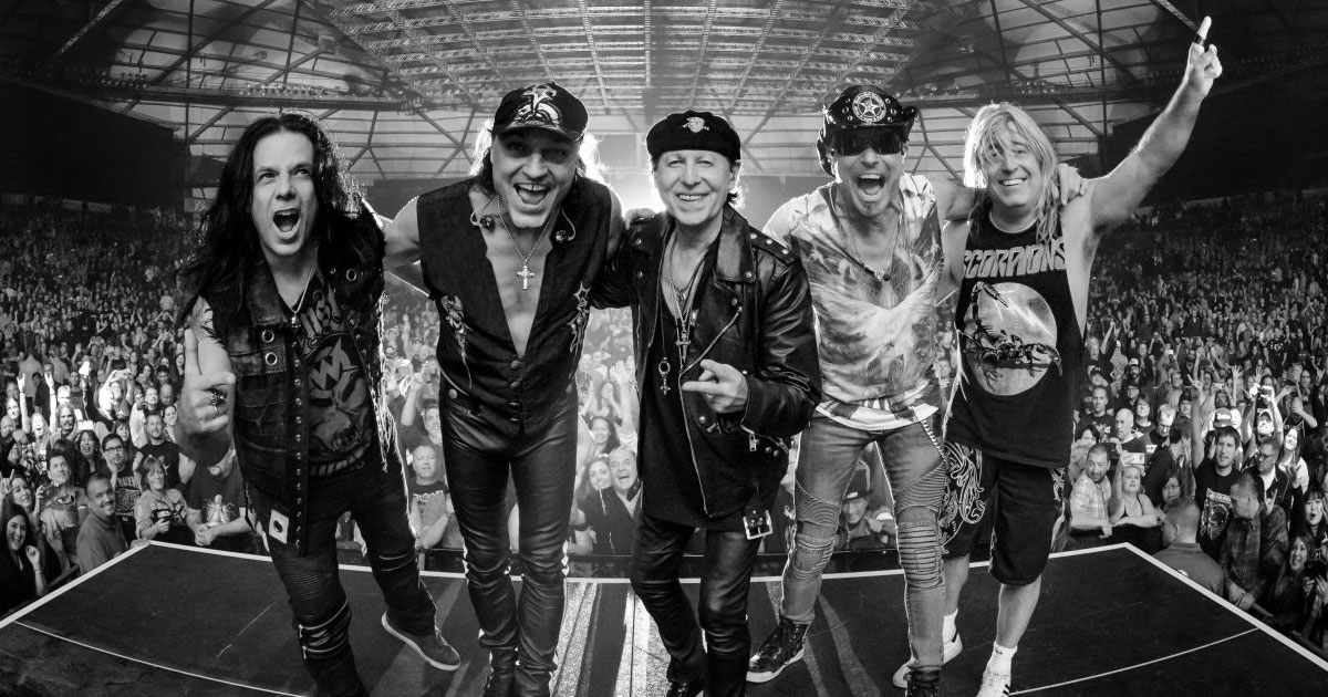 20.06.: Scorpions