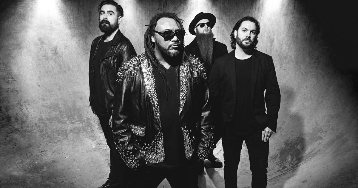 11.12.2019: Skindred / München