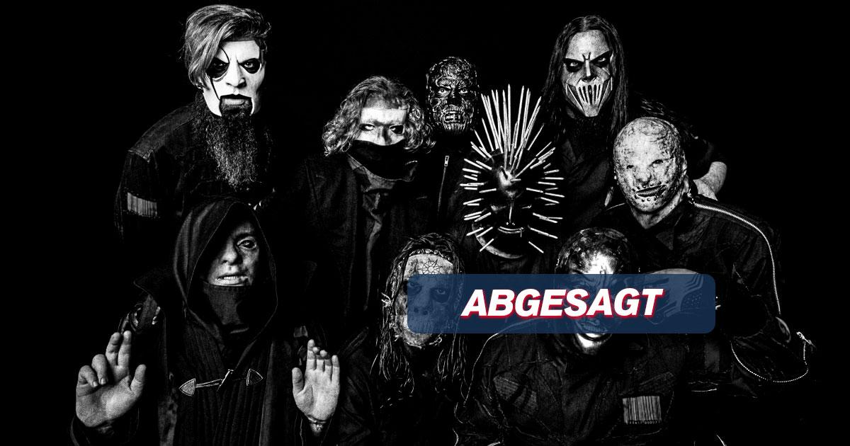 ABGESAGT: Slipknot / Köln