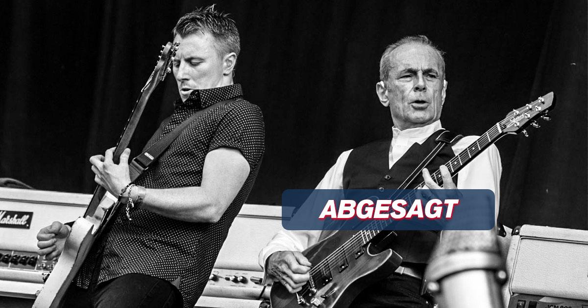 ABGESAGT: Status Quo auf Deutschlandtour - präsentiert von ROCK ANTENNE