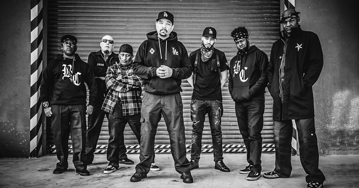 01.07.2020: Body Count feat. Ice-T / München