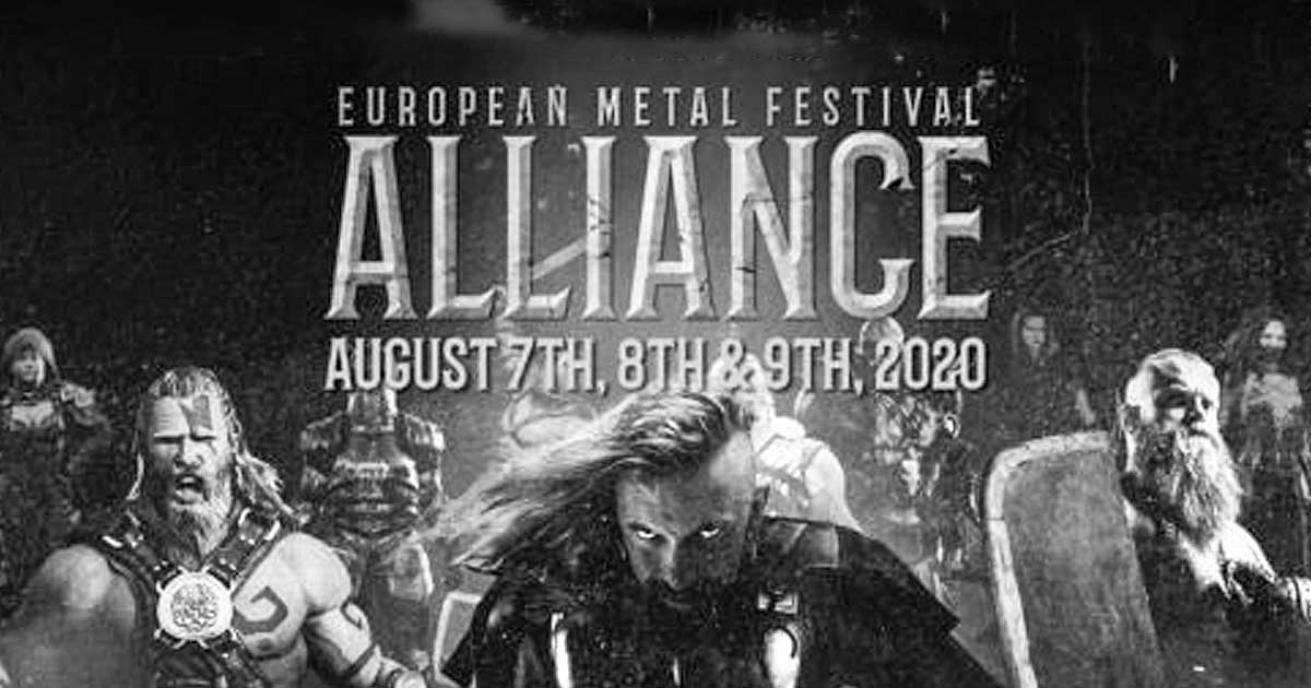 07. bis 09.08.2020: European Metal Festival Alliance