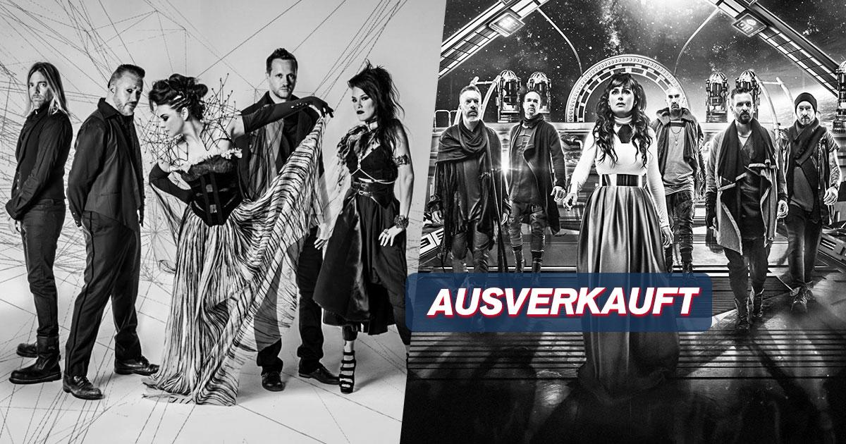 15.04.2020: Evanescence x Within Temptation / München