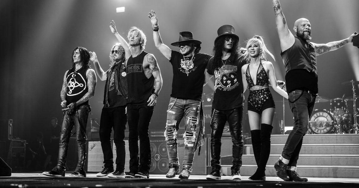 26.05.2020: Guns N' Roses / München