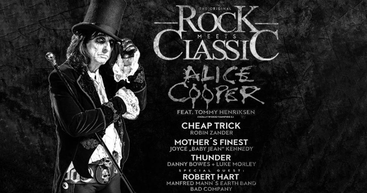 März 2020: Rock Meets Classic