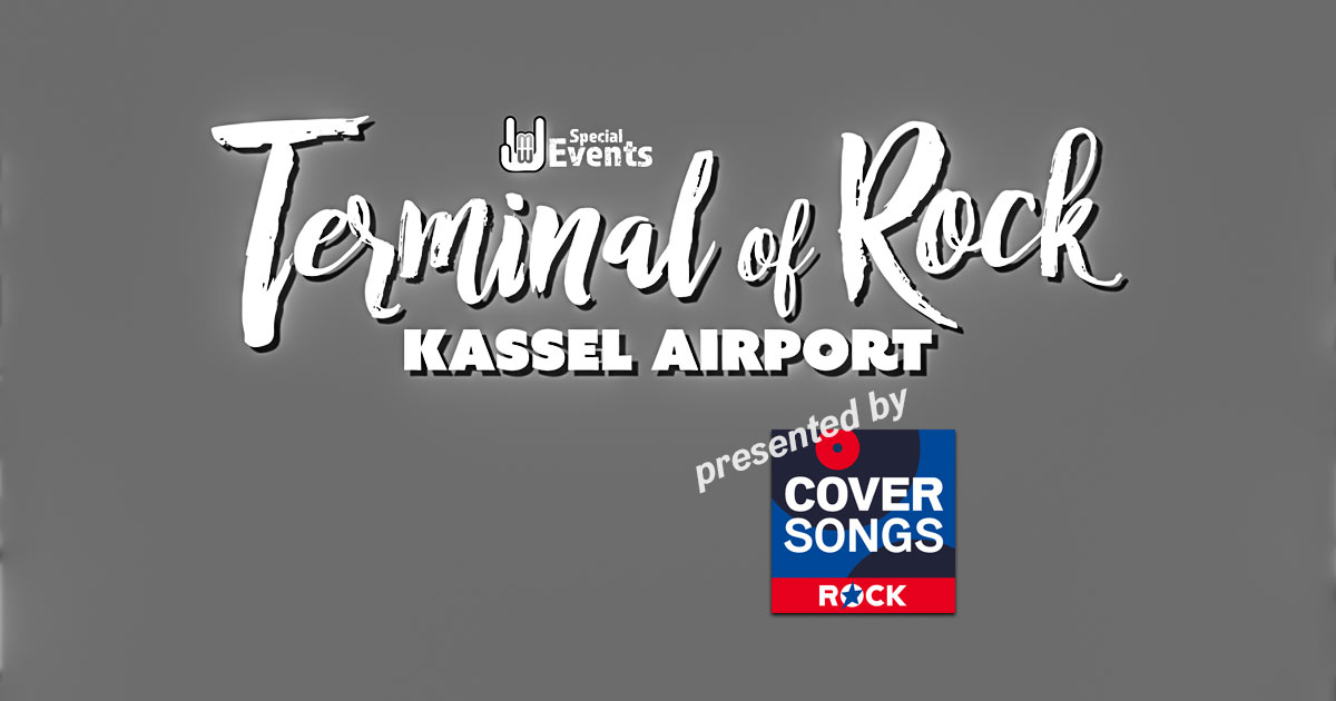 21.03.2020: ROCK ANTENNE Terminal of Rock / Kassel Airport
