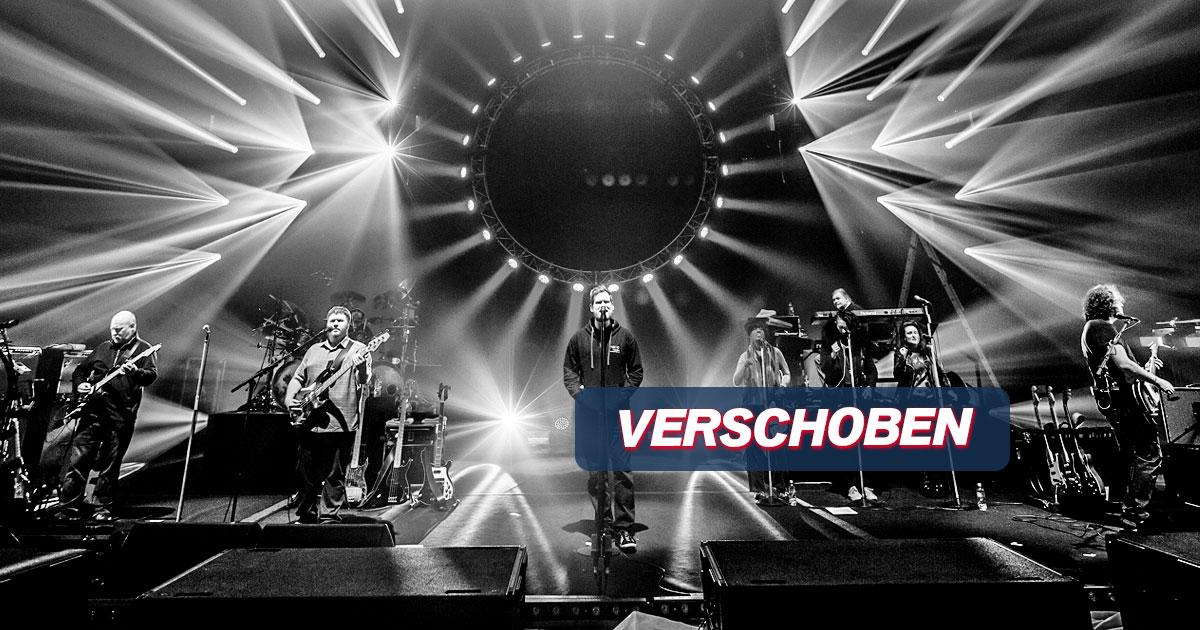 VERSCHOBEN auf 2021: The Australian Pink Floyd Show - präsentiert von ROCK ANTENNE