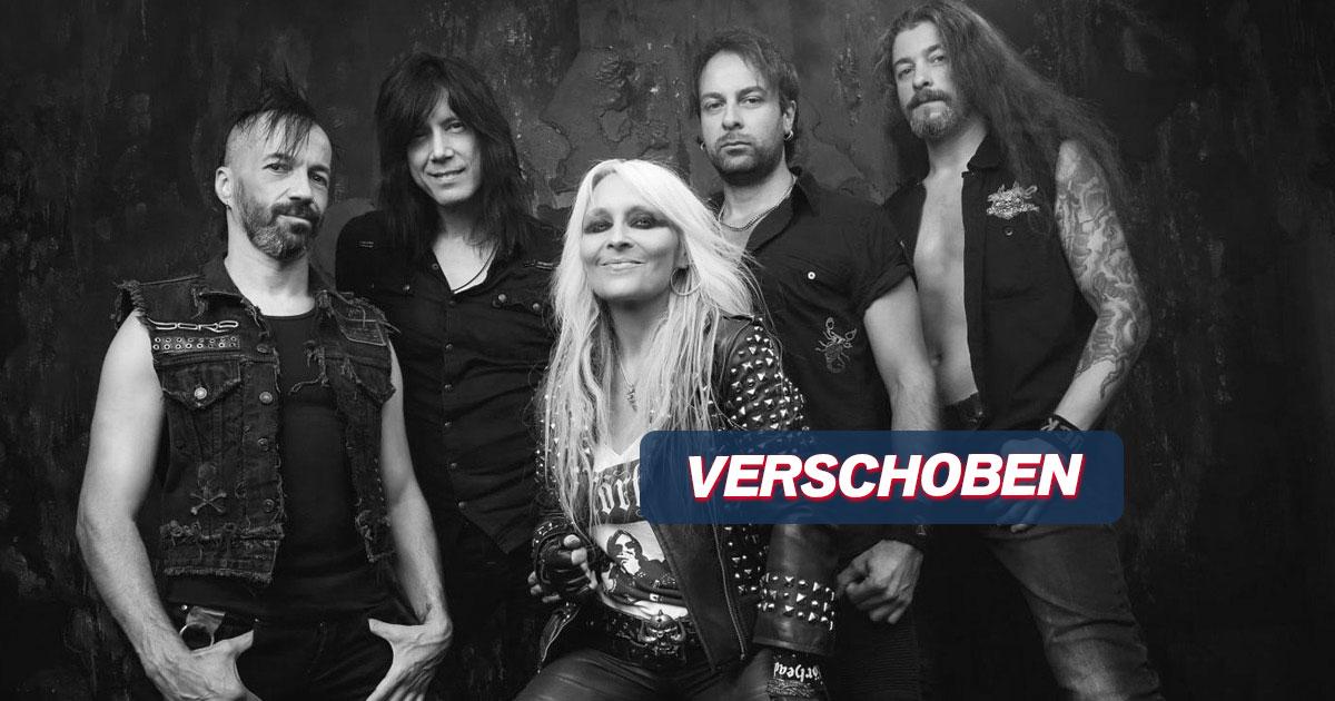 Herbst 2020: Doro auf Europatour - präsentiert von ROCK ANTENNE