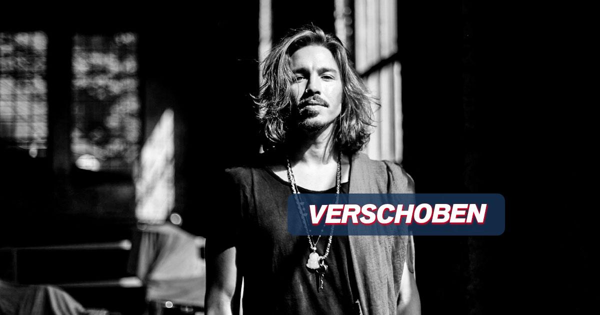 VERSCHOBEN auf Herbst 2021: Gil Ofarim auf Deutschlandtour