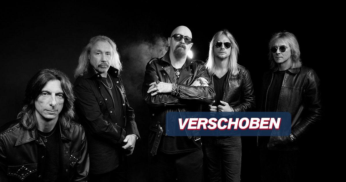 VERSCHOBEN auf 28.06.2021: Judas Priest / München