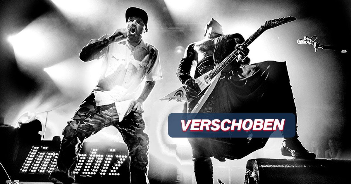 VERSCHOBEN auf 11.08.2021: Limp Bizkit / München