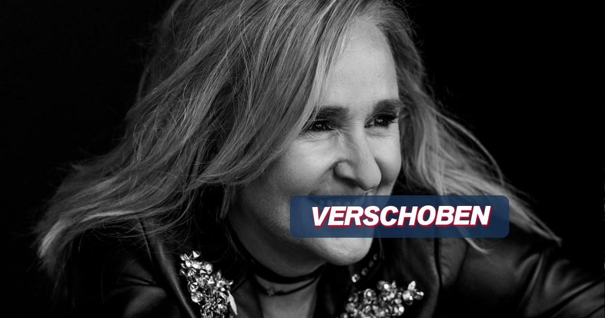 Verschoben auf 28.06.2021: Melissa Etheridge / München