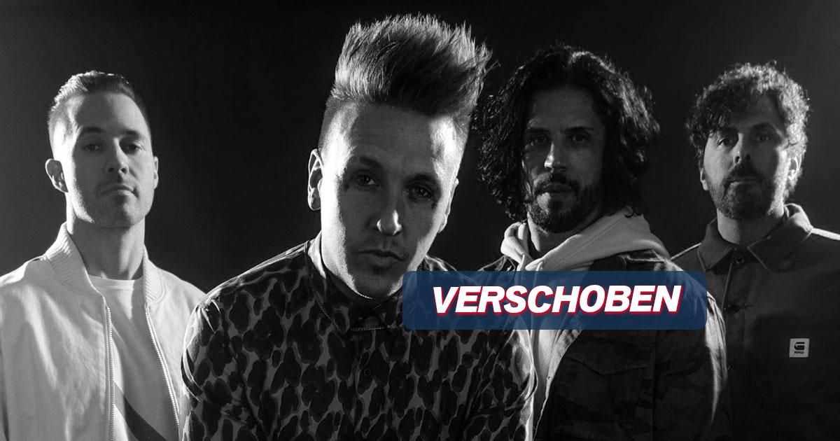16.03.2020: Papa Roach / Düsseldorf
