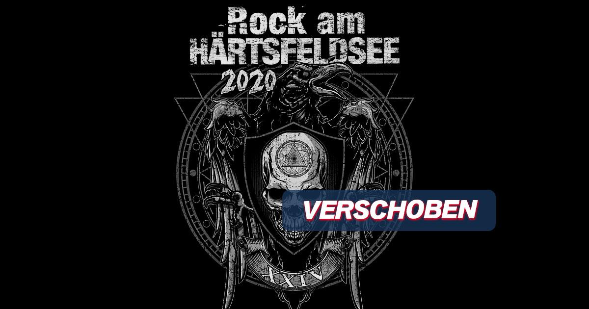 VERSCHOBEN auf 25.-26.06.2021: Rock am Härtsfeldsee / Dischingen