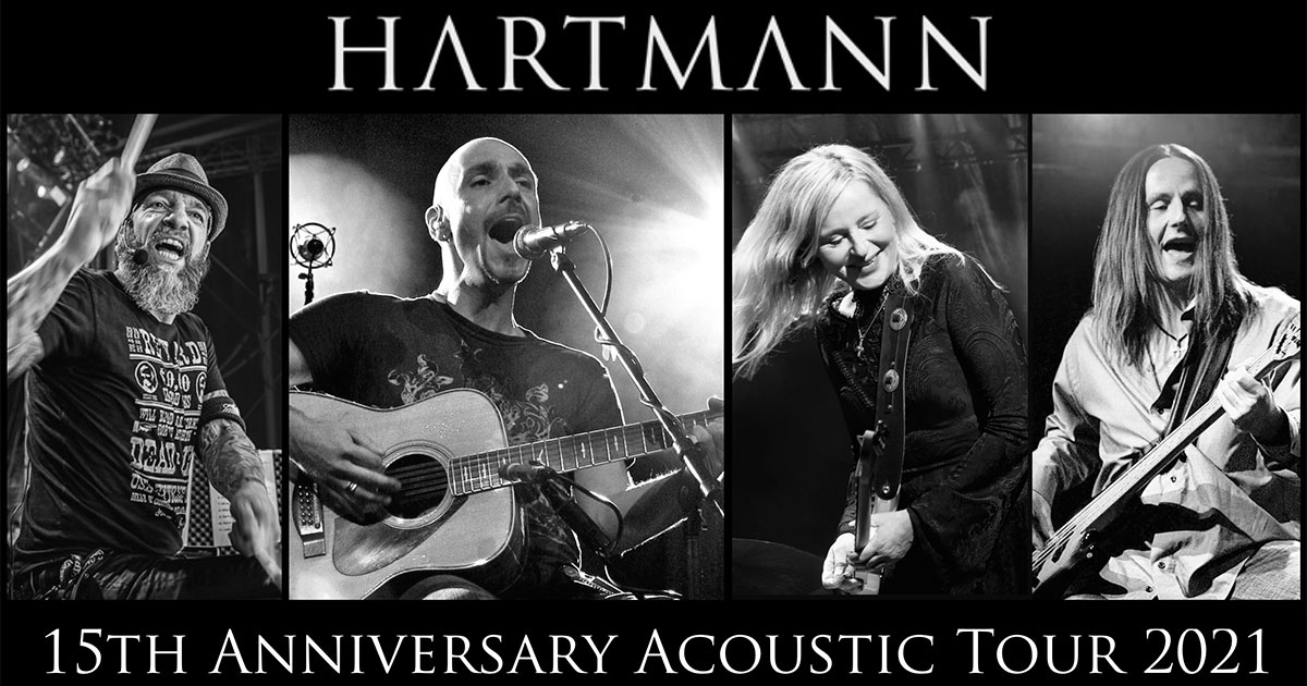 September 2021: HARTMANN auf Akustik-Deutschlandtour