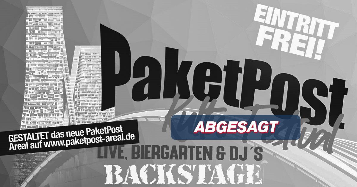 ABGESAGT: Dog Eat Dog & mehr beim PaketPost Kultur Festival / München