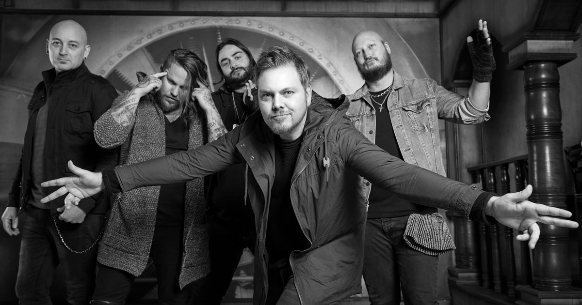 "Prime Circle live im Netz: ""Music in Empty Spaces"" am 28.02.2021 - präsentiert von ROCK ANTENNE!"