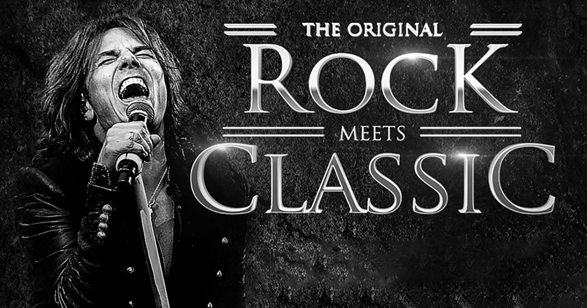 April 2021: Rock Meets Classic 2021 - präsentiert von ROCK ANTENNE!