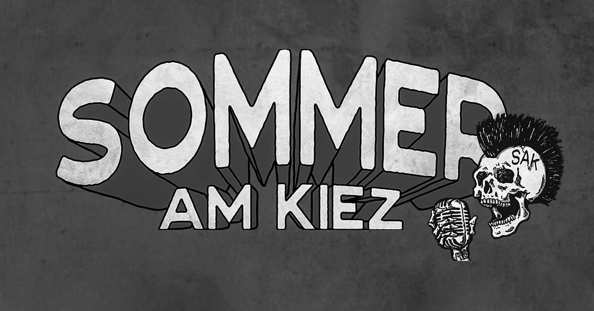 03.07.-13.08.2021: SOMMER AM KIEZ - präsentiert von ROCK ANTENNE
