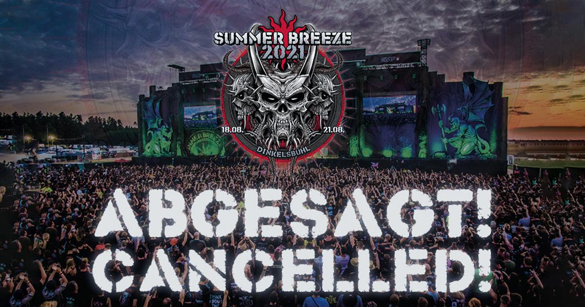 SUMMER BREEZE Open Air: Festival offiziell auf 2022 verschoben