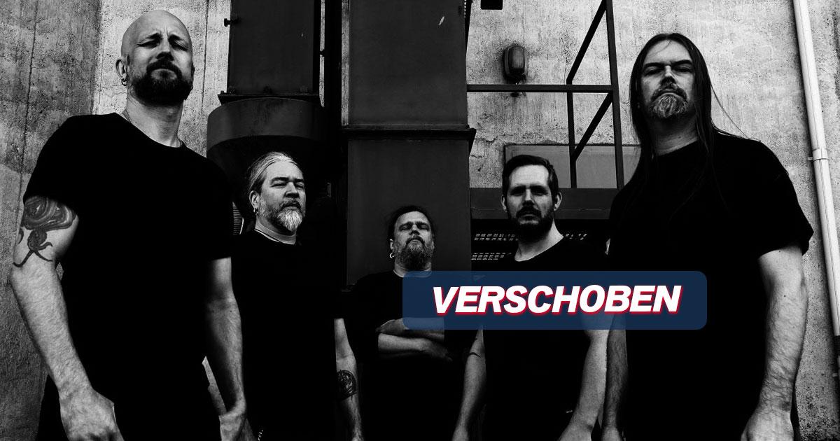 VERSCHOBEN auf 15.05.2022: Meshuggah / Wiesbaden
