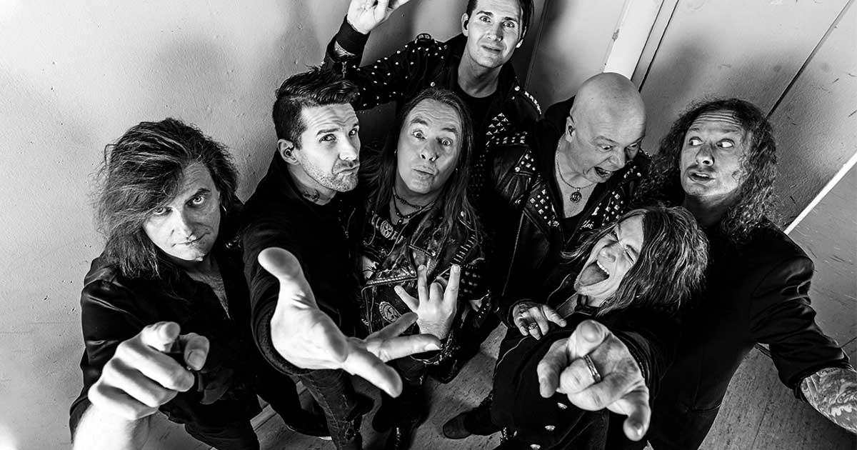 April bis Mai 2022: Helloween & Hammerfall auf großer Tour - präsentiert von ROCK ANTENNE