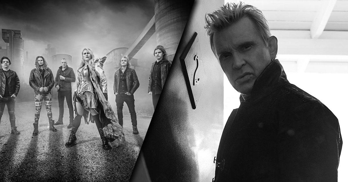 Neu im ROCK ANTENNE Bayern Konzertkalender: Battle Beast & Billy Idol live 2022!