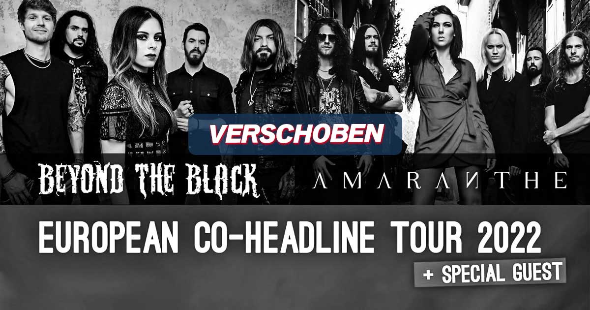 05.01.2022: Beyond the Black & Amaranthe / München