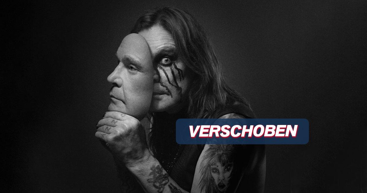VERSCHOBEN auf 24.02.2022: Ozzy Osbourne mit Special Guest Judas Priest / München