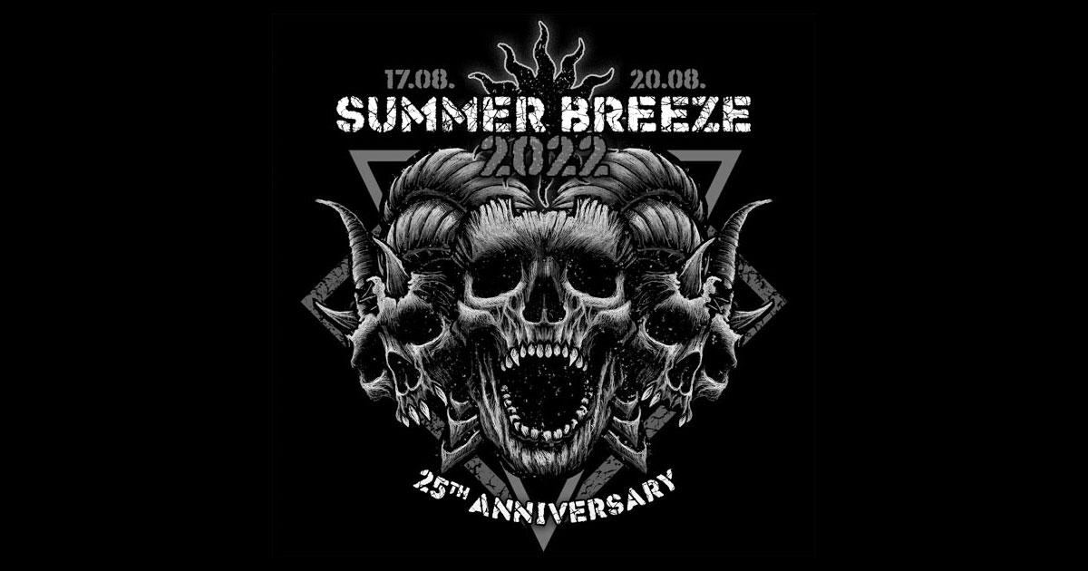 17.-20.08.2022: SUMMER BREEZE Jubiläumsfestival - präsentiert von ROCK ANTENNE
