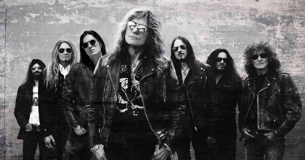 19.06.2022: Whitesnake live in München - präsentiert von ROCK ANTENNE Bayern