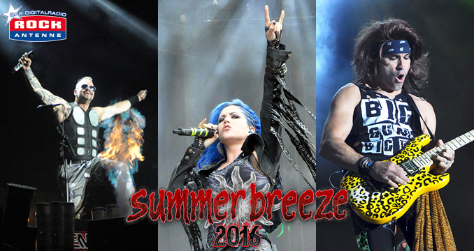 Das Summer Breeze 2016 in Bildern - So war's in Dinkelsbühl!