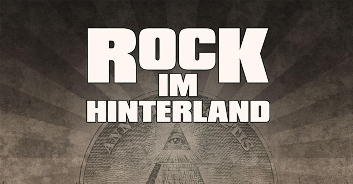 Rock im Hinterland