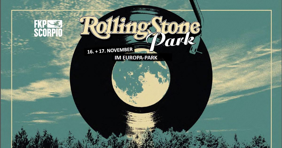 Die Young Stars empfehlen: Den Rolling Stone Park