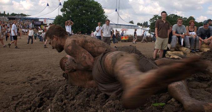 Grundlegendes Zuerst Ein Paar Survival Tipps Für Festival Besucher