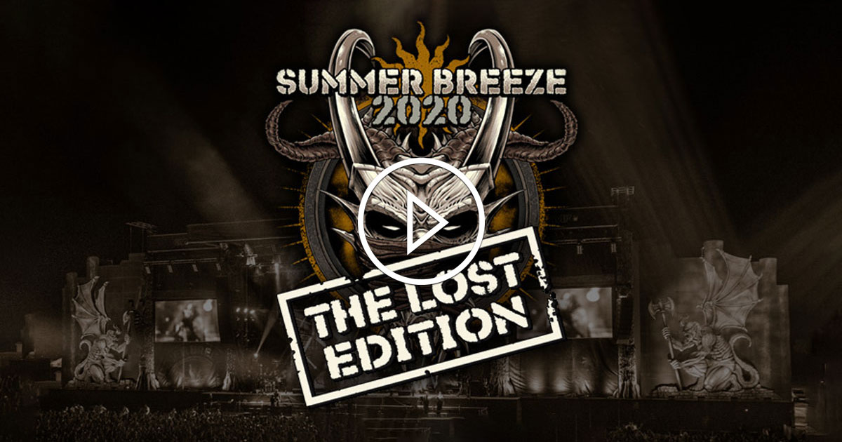 "SUMMER BREEZE Open Air: Behind the Scenes bei der ""Lost Edition"""