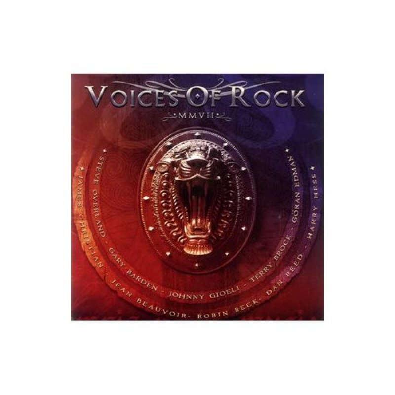 Compilation - Voices of Rock