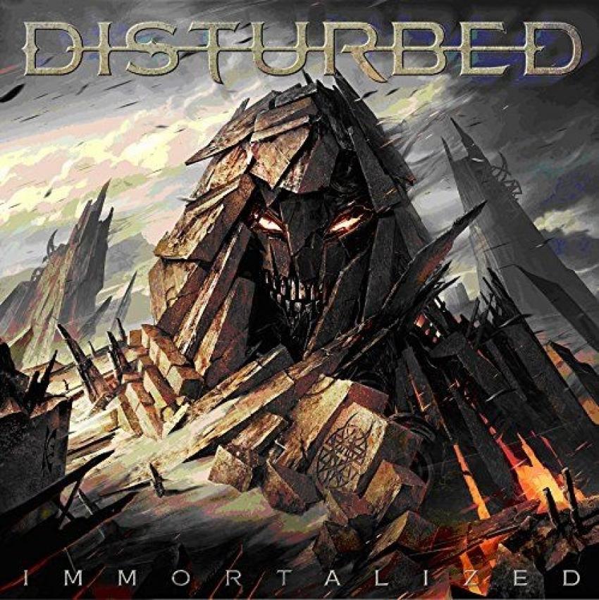 Disturbed – Immortalized