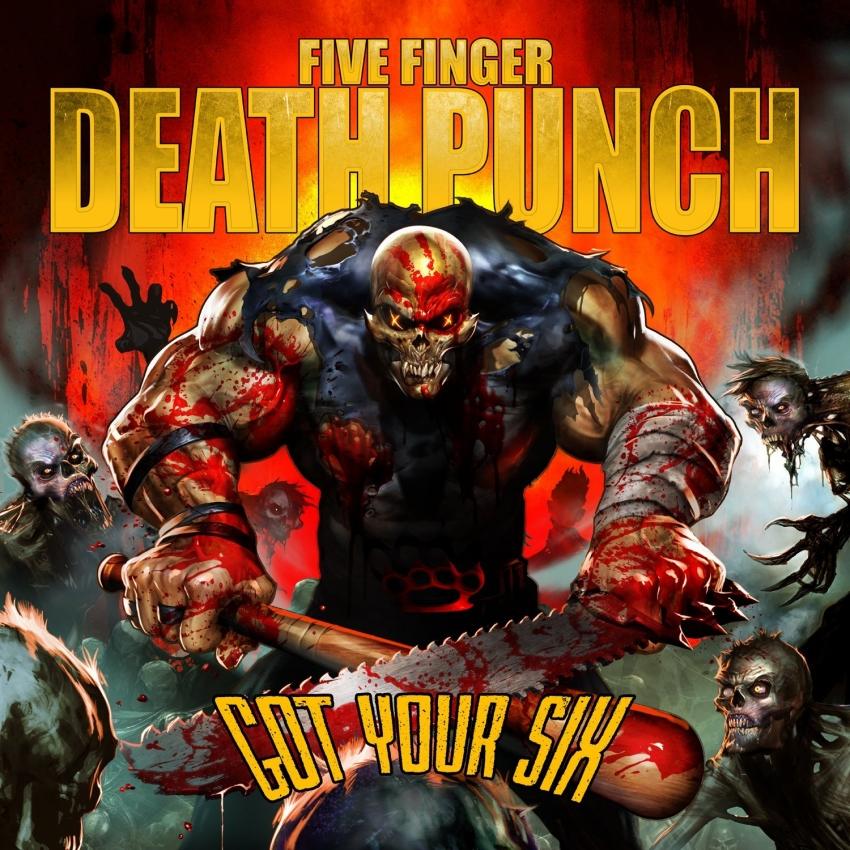 Five Finger Death Punch - Got your Six