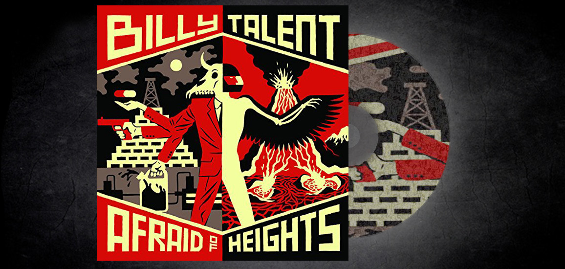 Billy Talent – Afraid of Heights
