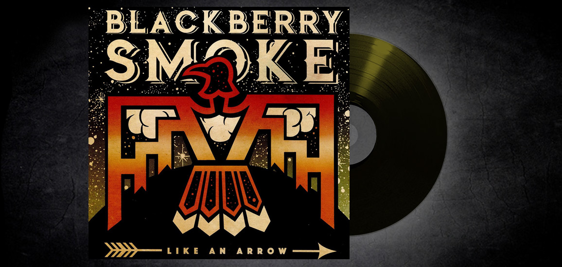 Blackberry Smoke – Like an Arrow
