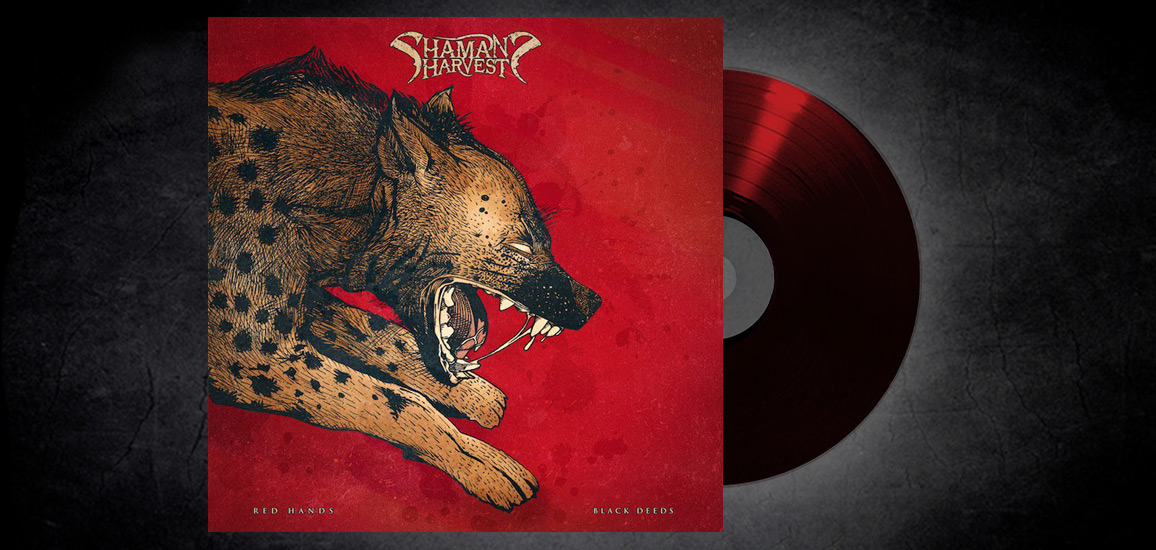 Shaman's Harvest - Red Hands Black Deeds