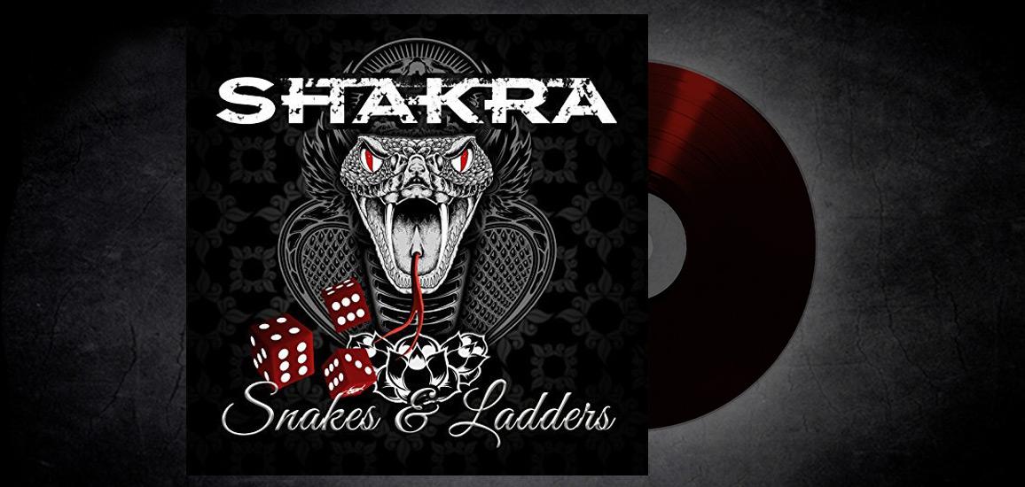 Shakra - Snakes & Ladders