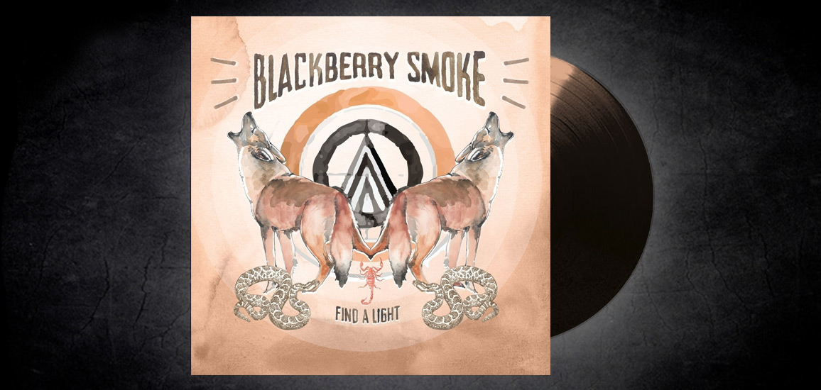 Blackberry Smoke - Find a Light