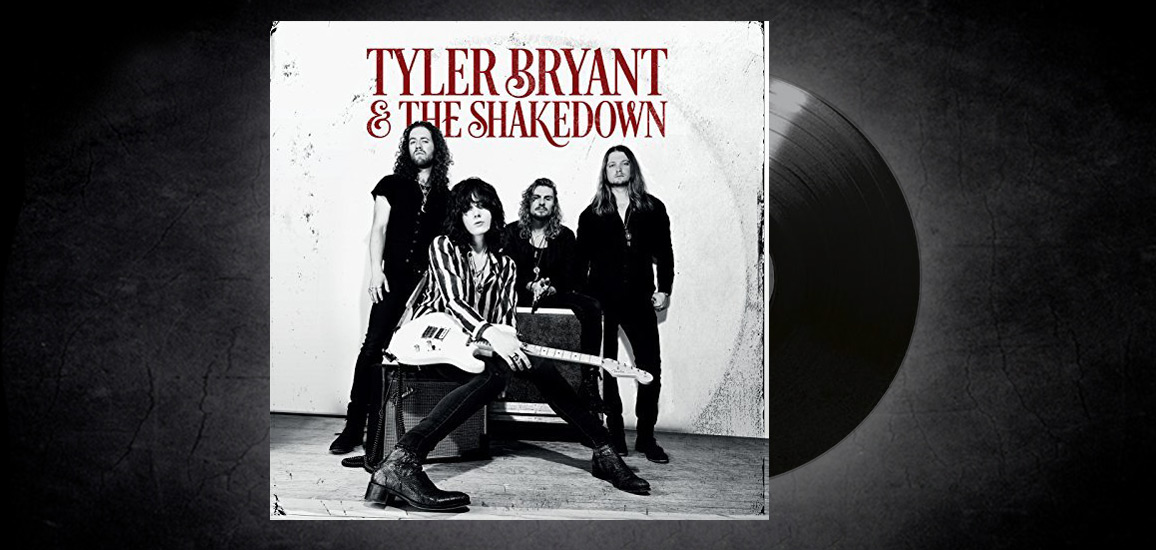 Tyler Bryant & the Shakedown - Tyler Bryant & the Shakedown