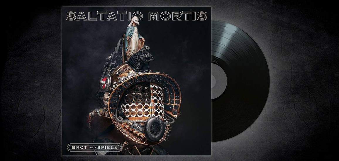 Saltatio Mortis - Brot und Spiele