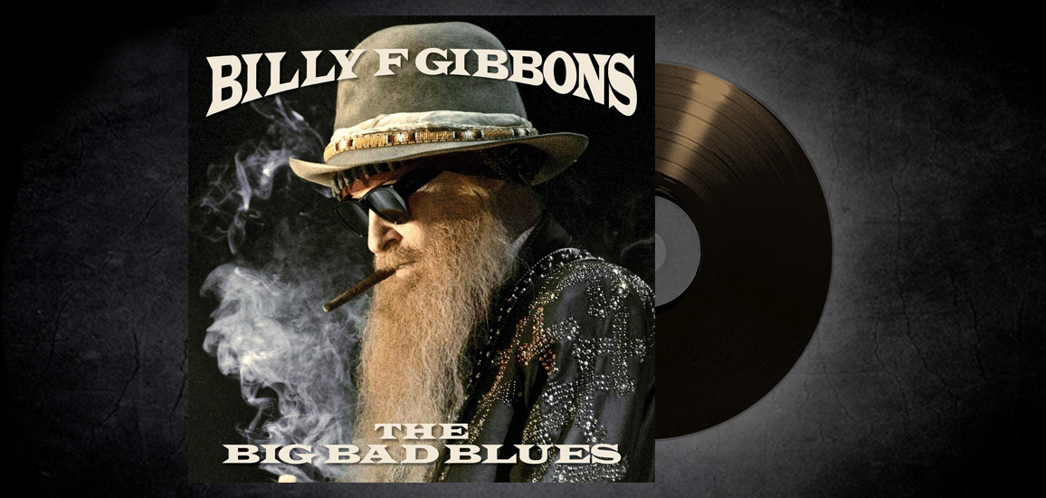 Billy F. Gibbons – The Big Bad Blues
