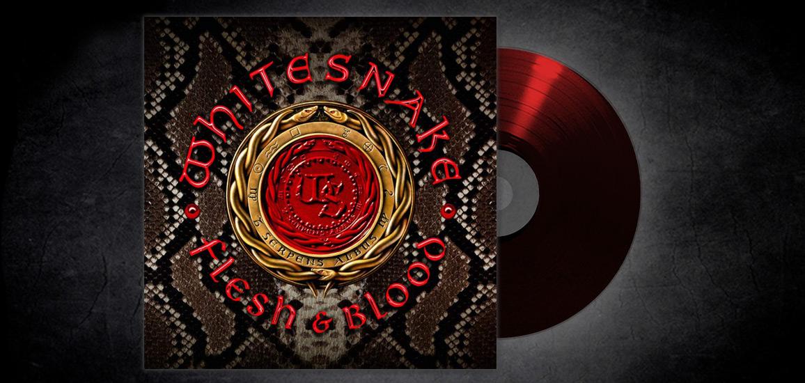Whitesnake - Flesh And Blood